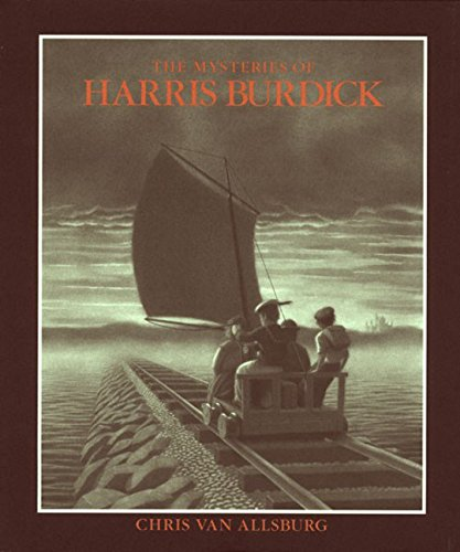 The Best Picture Books About Imagination - The mysteries of harris burdick.jpg