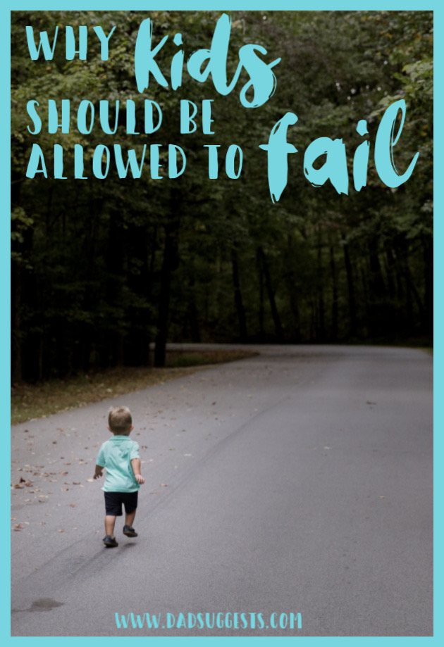 Kids are scared of failing, but they need to learn that it's okay. In fact, failing is good for kids. Failure is an opportunity to learn and it leads to growth. But delayed gratification is a hard sell in today's instant-gratification society. How do you teach your kids that hard work is worth the effort and that it's okay to fail? #persistence #selfconfidence #raisingkids #learningtofail #parenting #growthmindset #dadsuggests