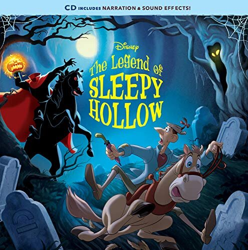 The Best Halloween Picture Books - The Legend of Sleepy Hollow.jpg