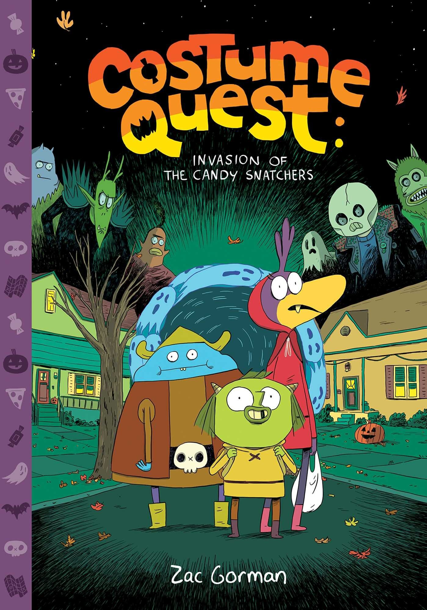 The Best Halloween Picture Books - Costume Quest Invasion of the Candy Snatchers.jpg
