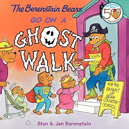 The Best Halloween Picture Books - Berenstain Bears Ghost Walk.jpg