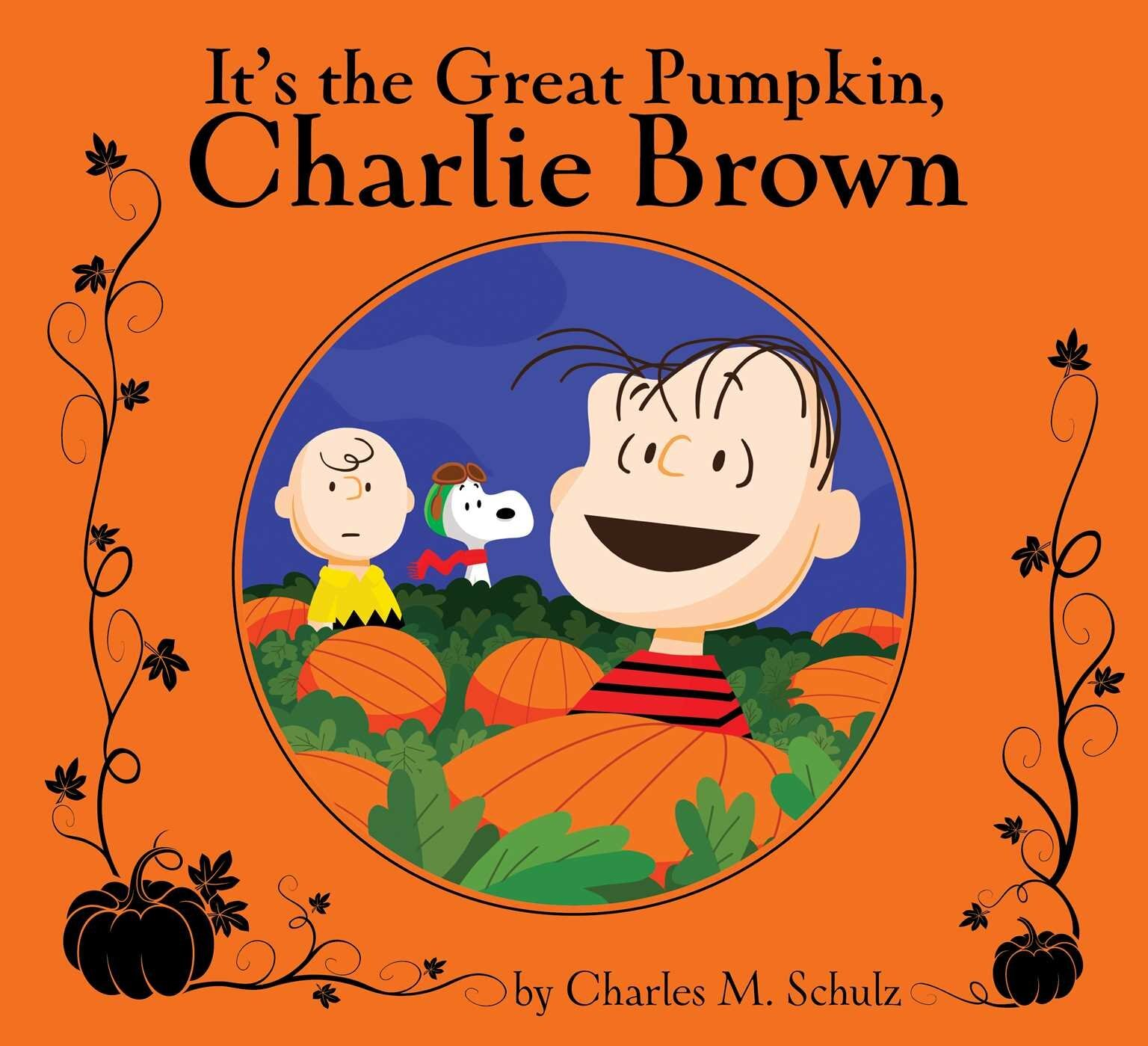 The Best Halloween Picture Books - It's the Great Pumpkin Charlie Brown.jpg