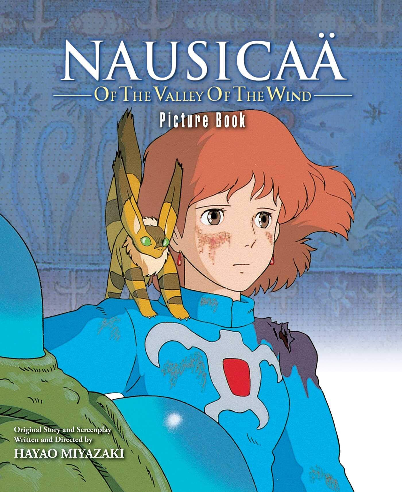 Studio Ghibli Picture Books - Nausicaa of the Valley of the Wind.jpg