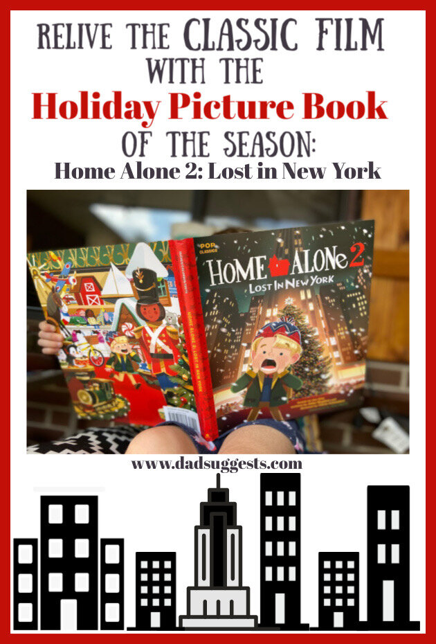 Home Alone 2 Lost In New York Is Now A Picture Book Dad