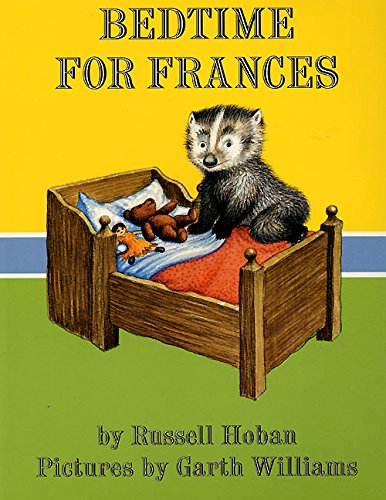 The Best Picture Book Characters of All Time - Bedtime for Frances.jpg