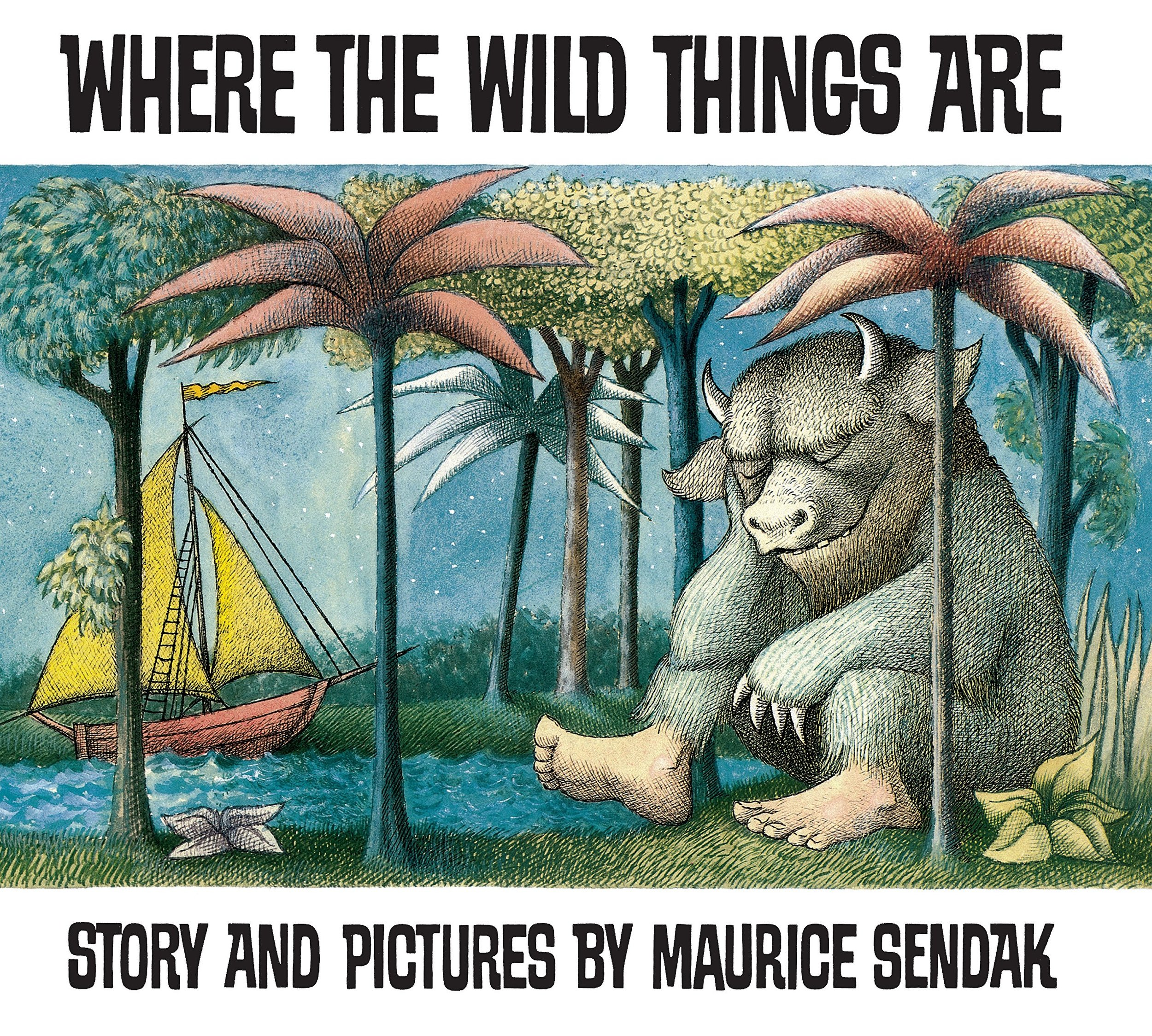 The Best Picture Book Characters of All Time - Where the Wild Things Are.jpg