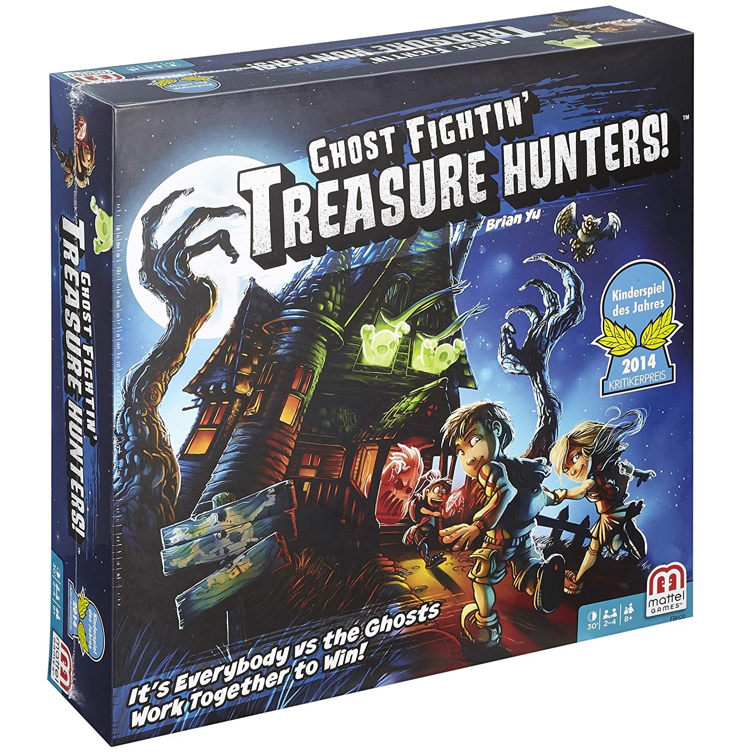 the best ghosts in family board games - Ghost Fightin' Treasure Hunters.jpg