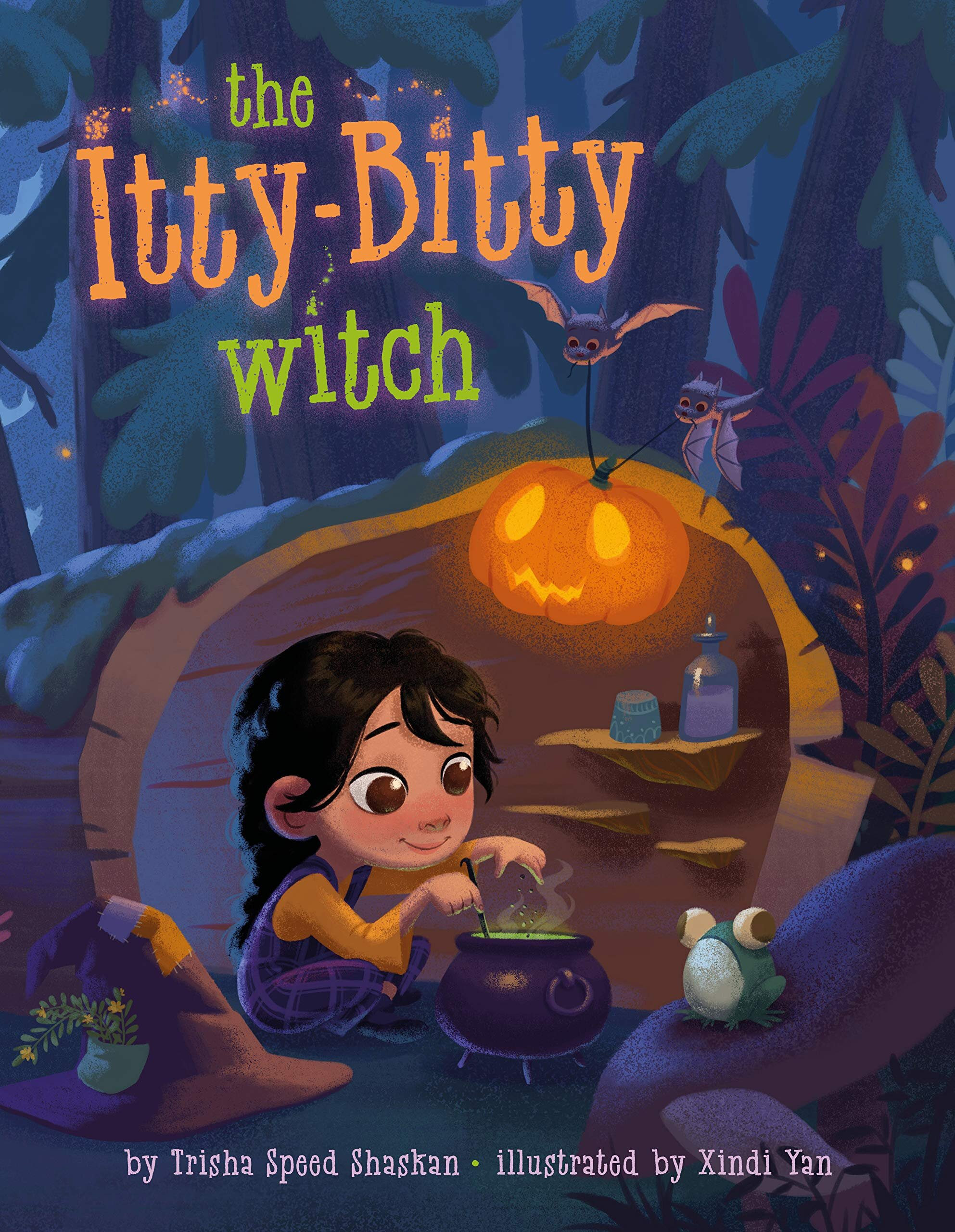 Best Halloween Picture Books of 2019 - The Itty-Bitty Witch.jpg
