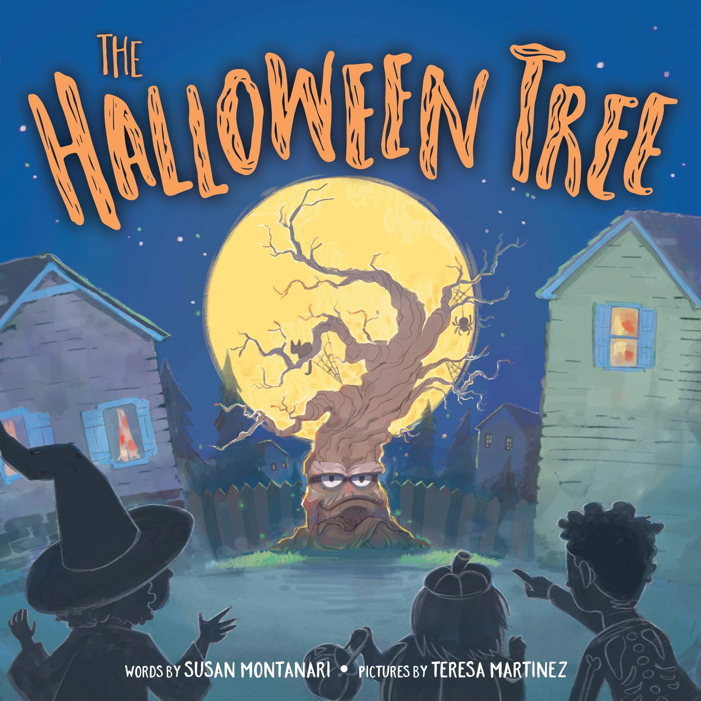 Best Halloween Picture Books of 2019 - The Halloween Tree.jpg