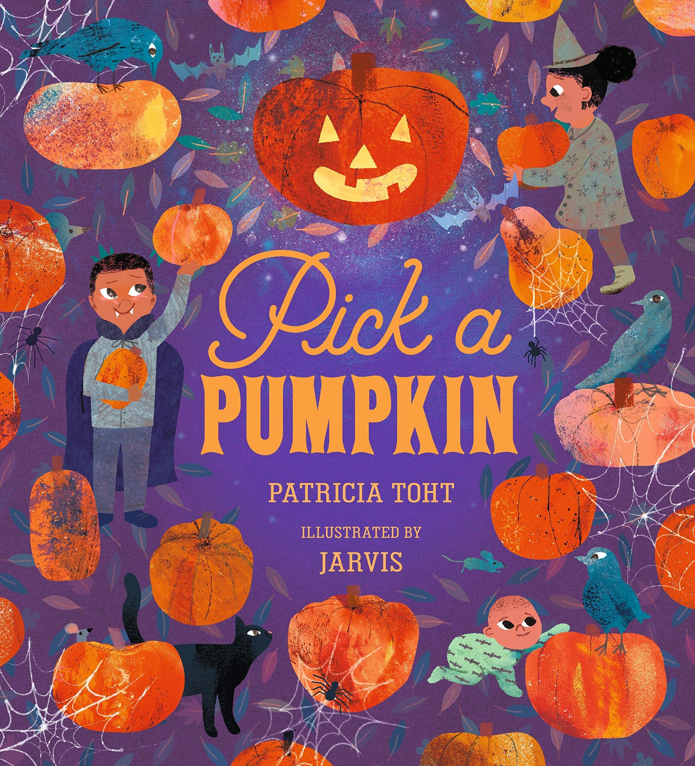 Best Halloween Picture Books of 2019 - Pick a Pumpkin.jpg