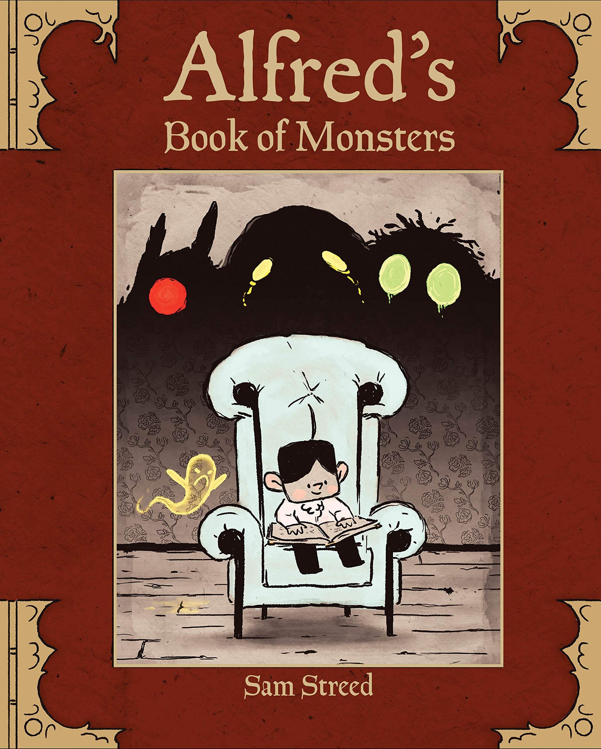 Best Halloween Picture Books of 2019 - Alfred's Book of Monsters.jpg