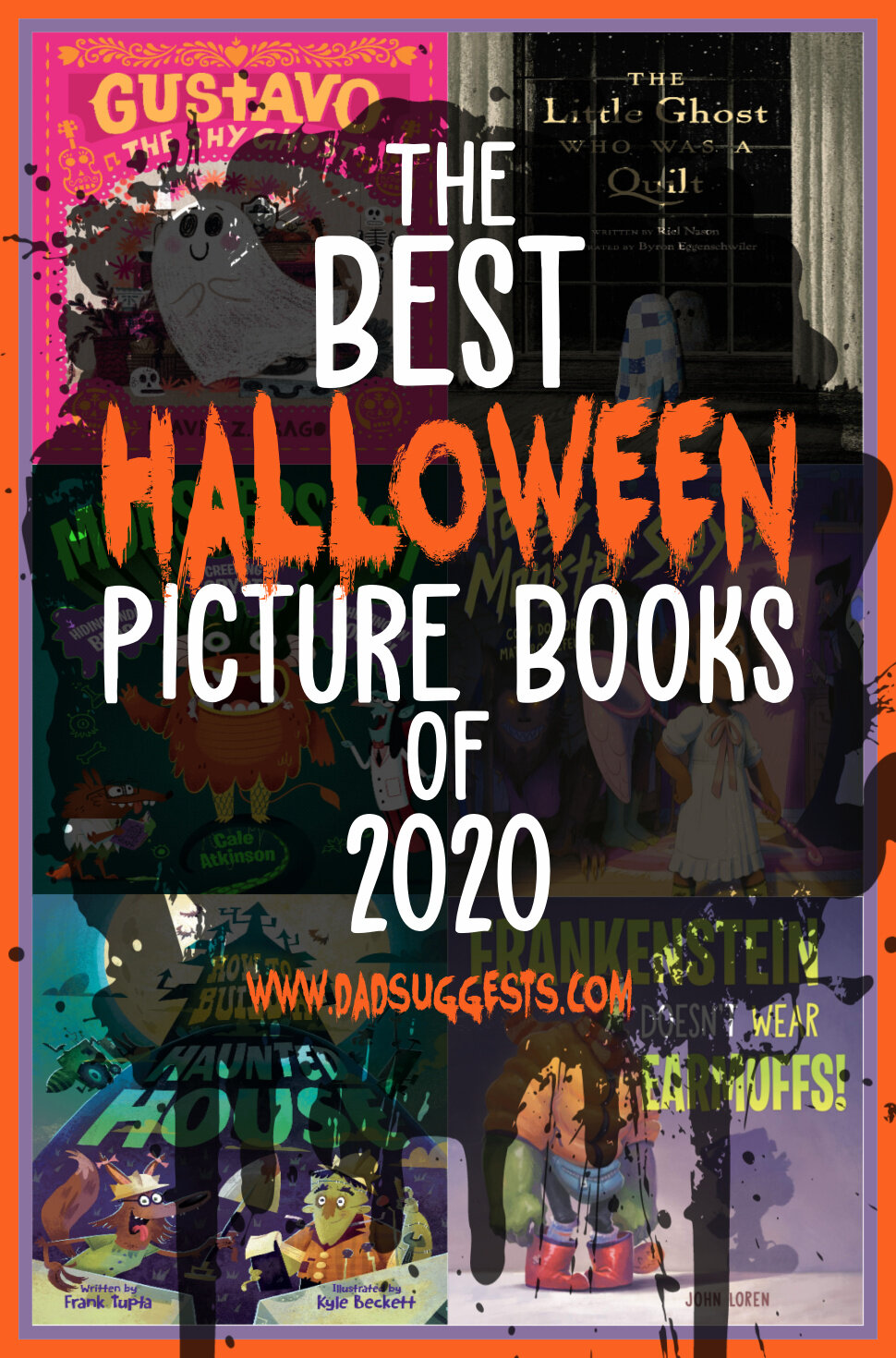 Halloween Books October 2020 The Best Halloween Picture Books of 2020 | Dad Suggests
