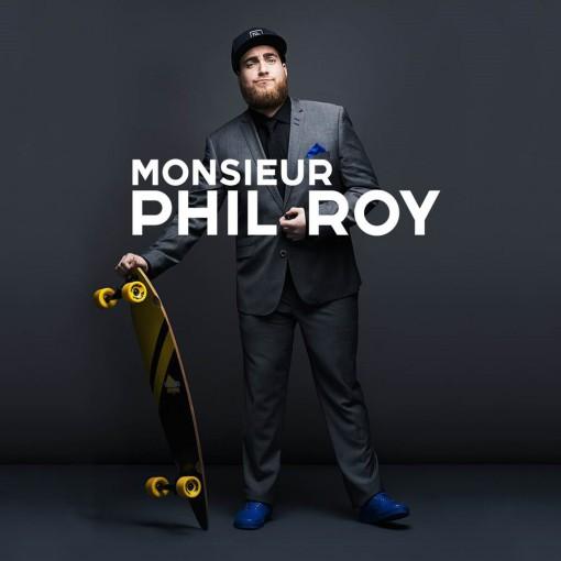 100k billets vendus pour Phil Roy