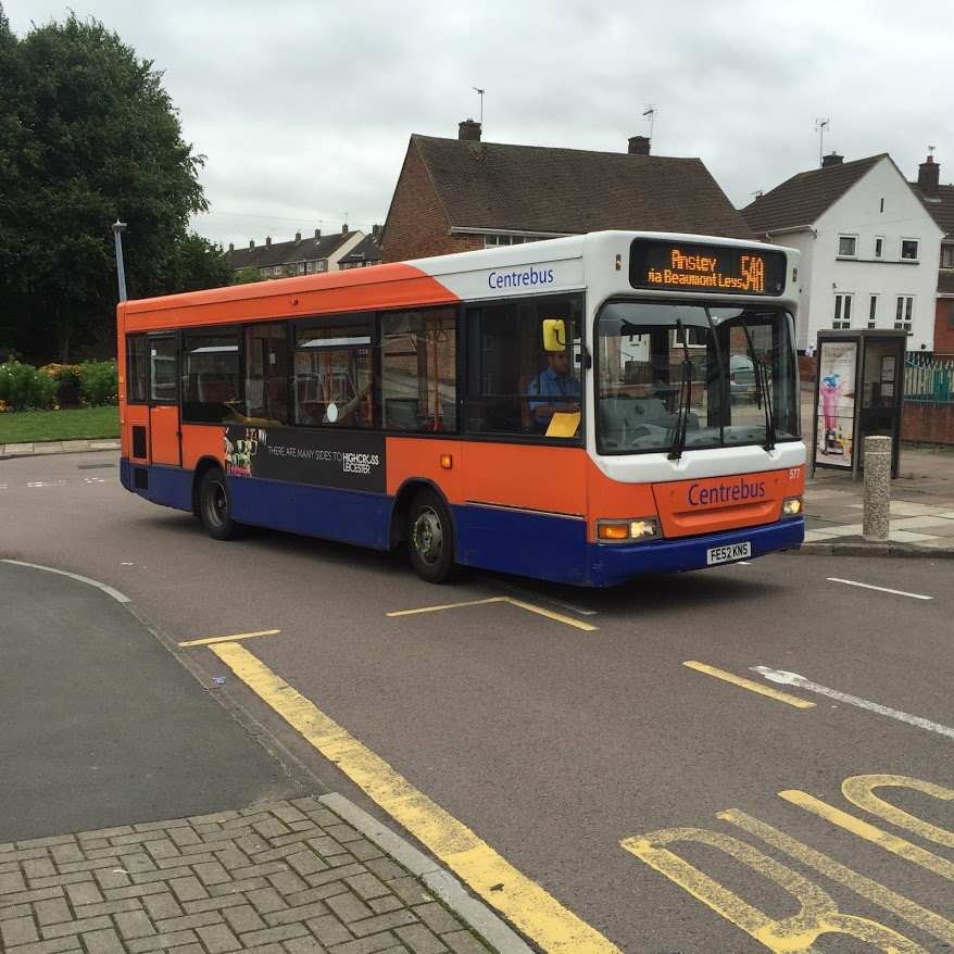 Centrebus operate a large network of rural and urban bus services across Leicestershire, Rutland and Lincolnshire. However, as patronage declines and government subsidies fall further, much of their network may be under threat.