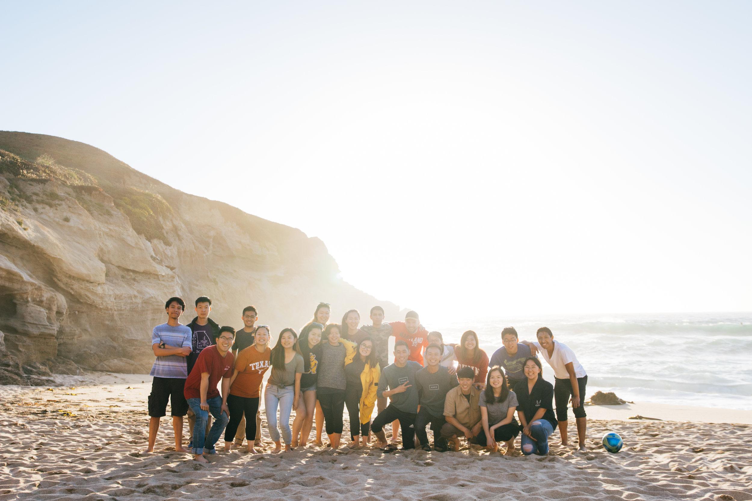@Montara Beach (Summer '18)