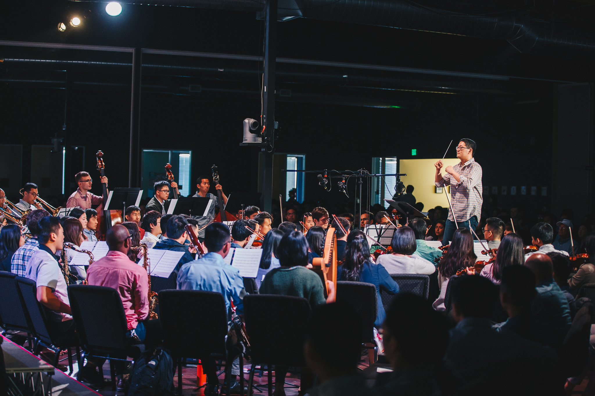 Easter Orchestra Performance