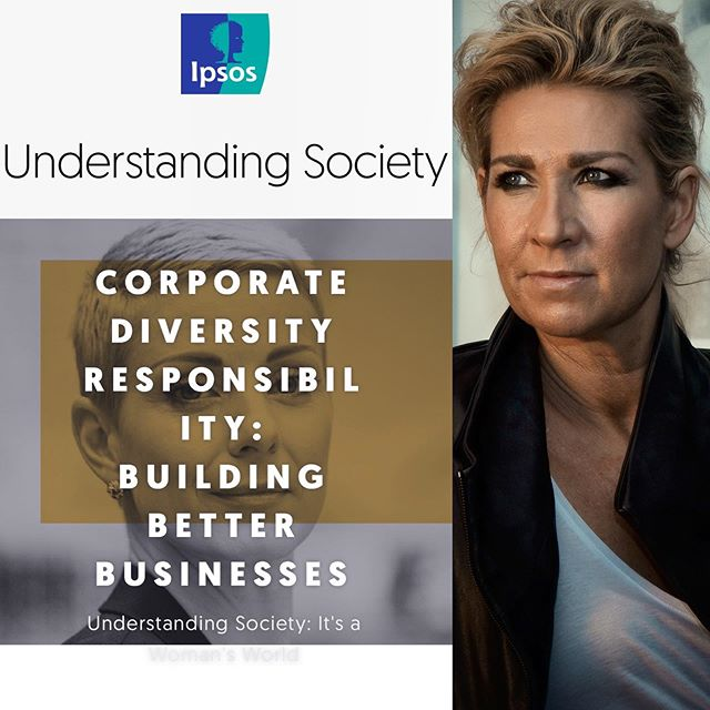 Most people think things would be better if more women held positions of power in government and business: In #AWomansWorld @sheconomy_the_original / #sheconomy looks at Corporate Diversity Responsibility (#CDR) #genderequality #diversity #likestilling #mangfold #diversitymeansbusiness