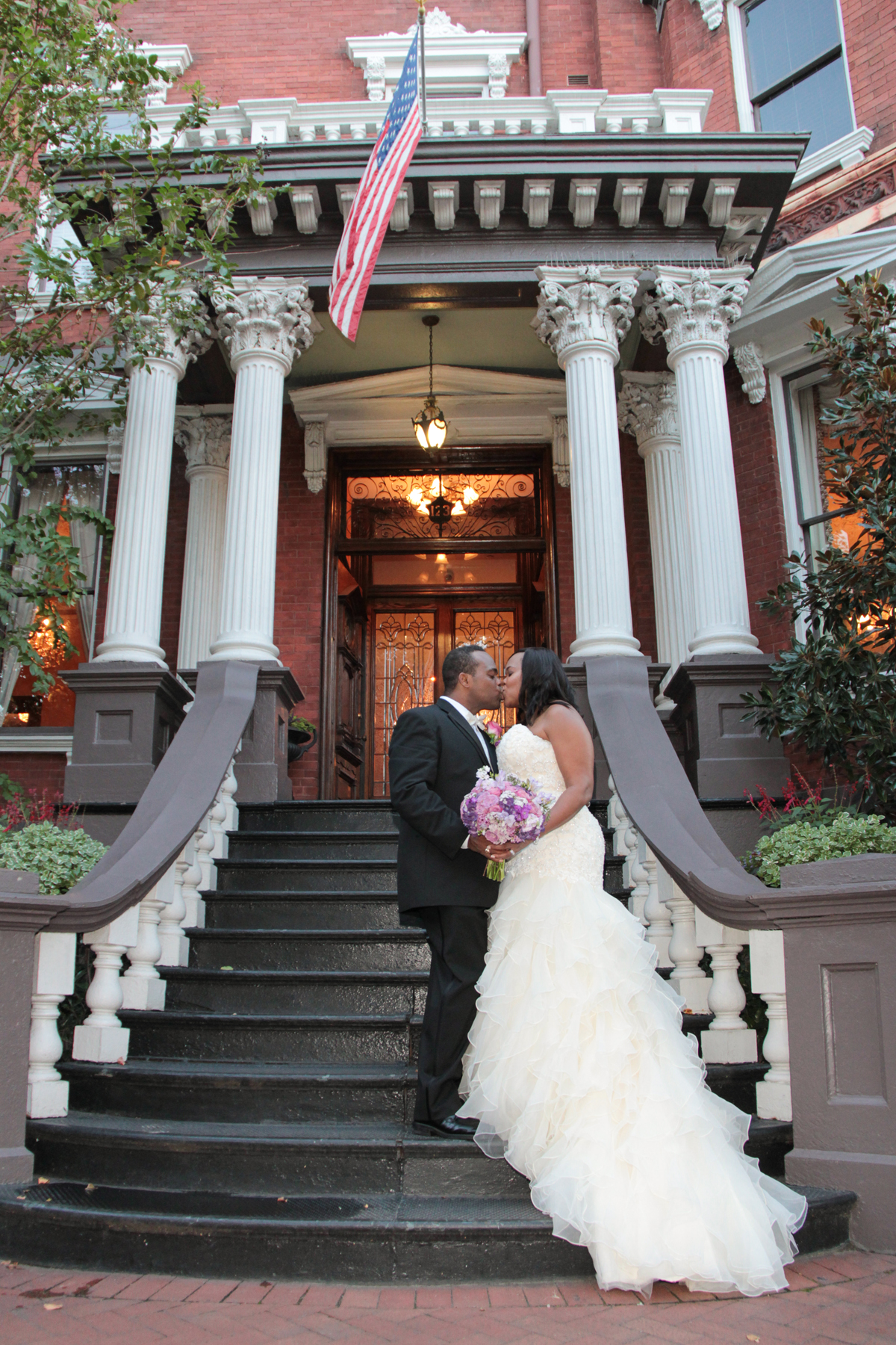 Savannah wedding packages historic romantic