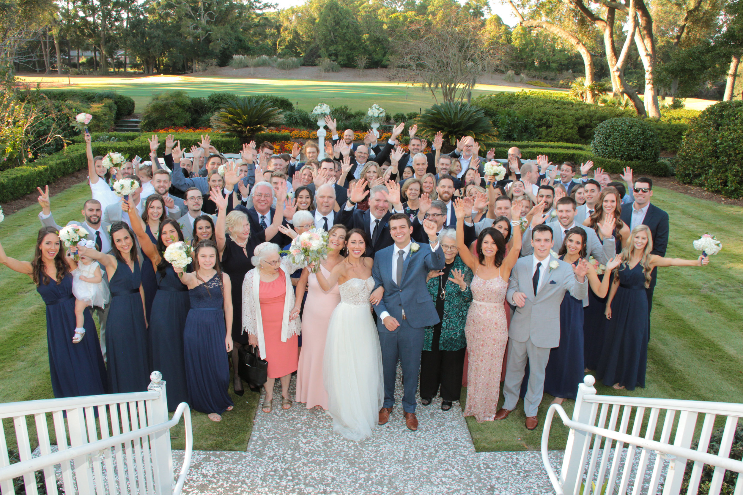 Hilton Head destination wedding