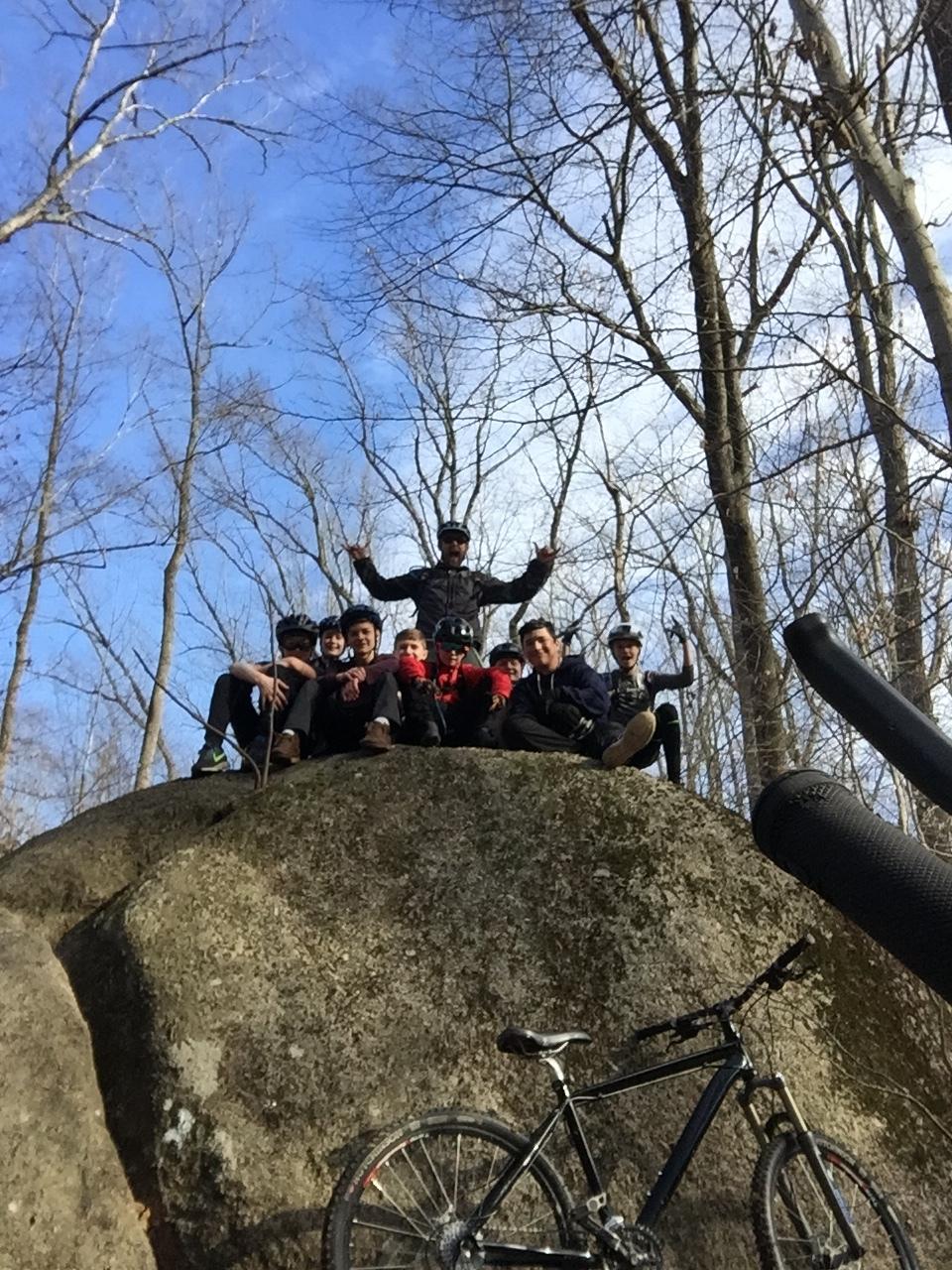 Mtn Biking Club 2017