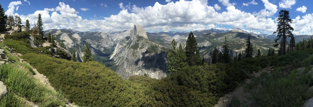 Yosemite - Part of California Adventure Trip 2021