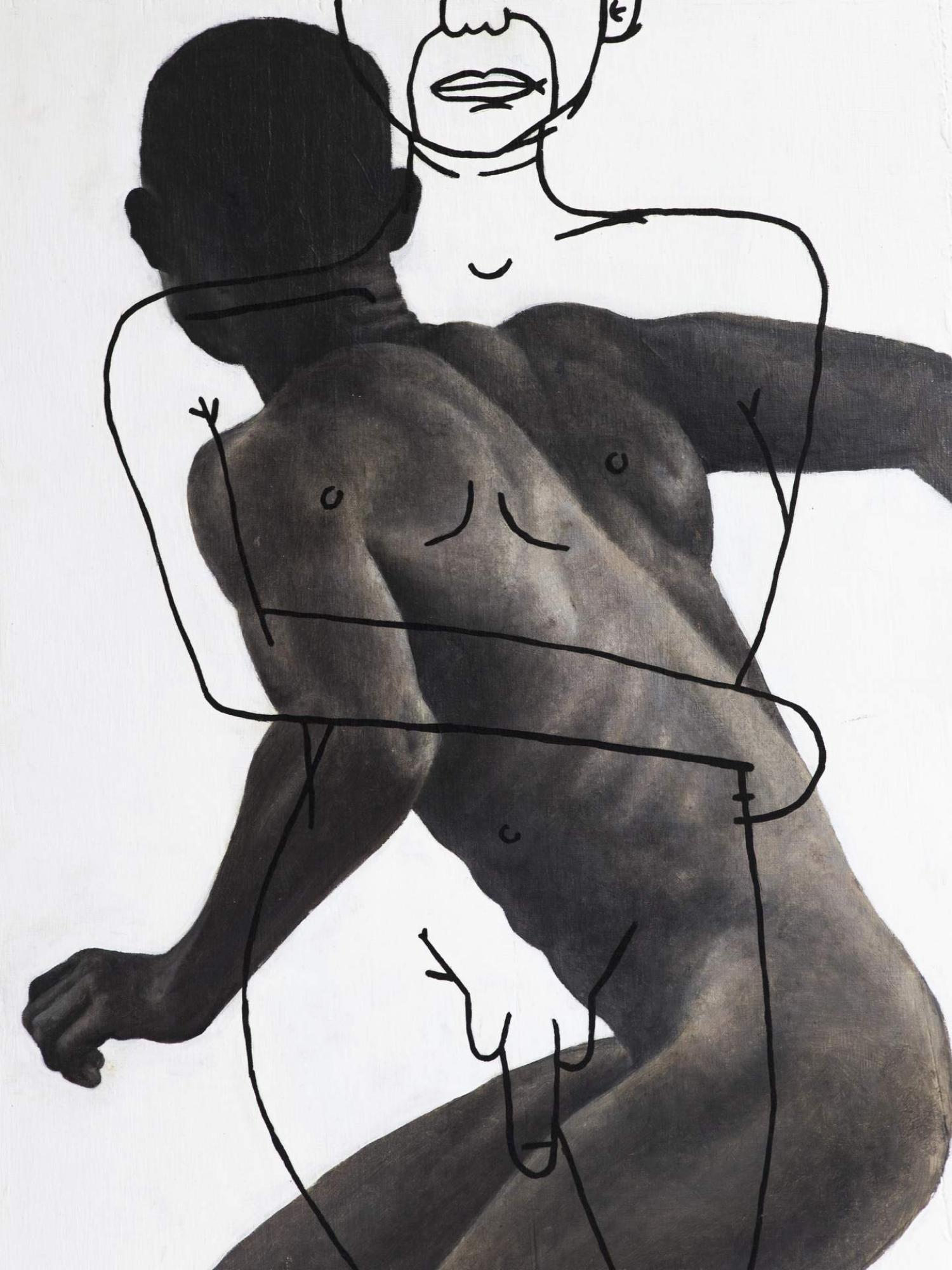 Repeat, $260  —Hugo Christian Slane, Work By Friends