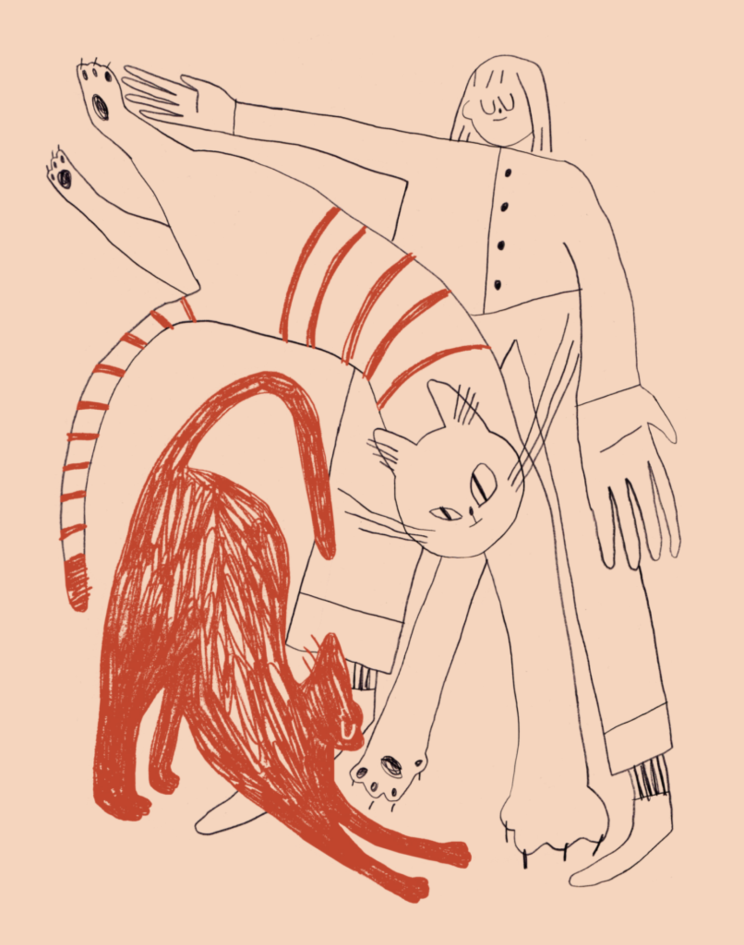Cat Print, $15  —Sarlis