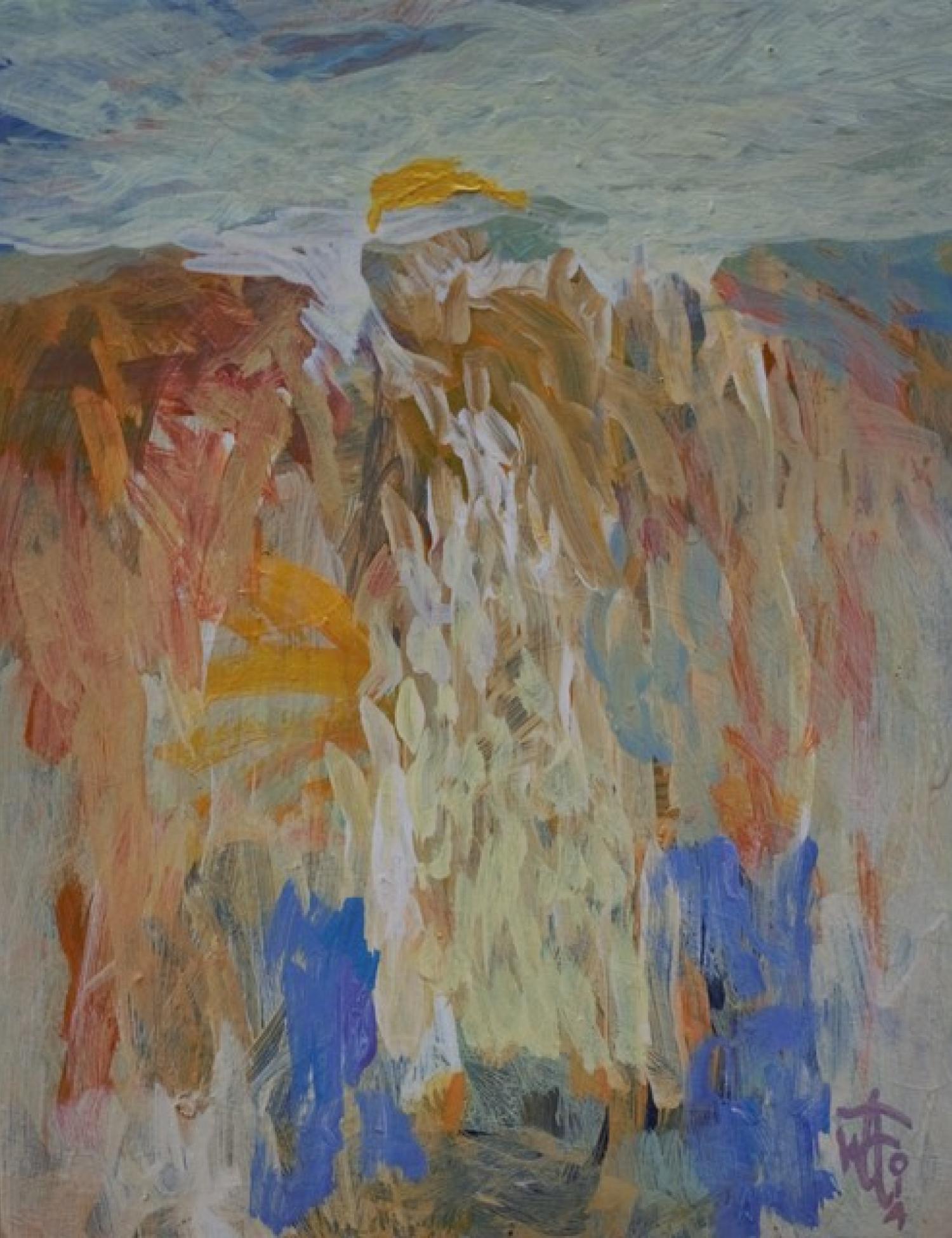 Angel I, $250  —Walter Raymond Frederick, Artsy