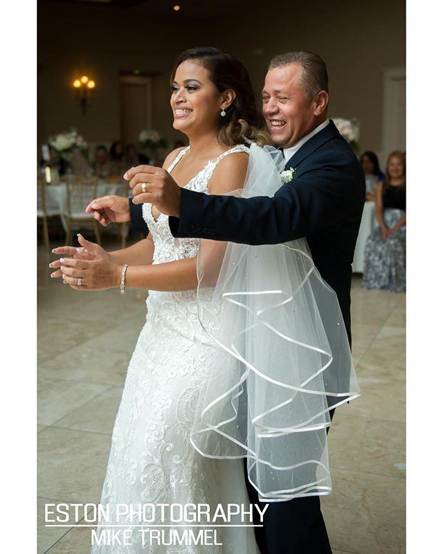 The dance.  #weddingphotos #nola #photography #nikon #nolaphotography