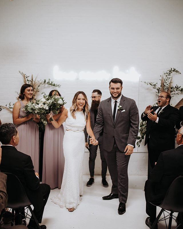 """that moment when you FINALLY say """"i do"""""""