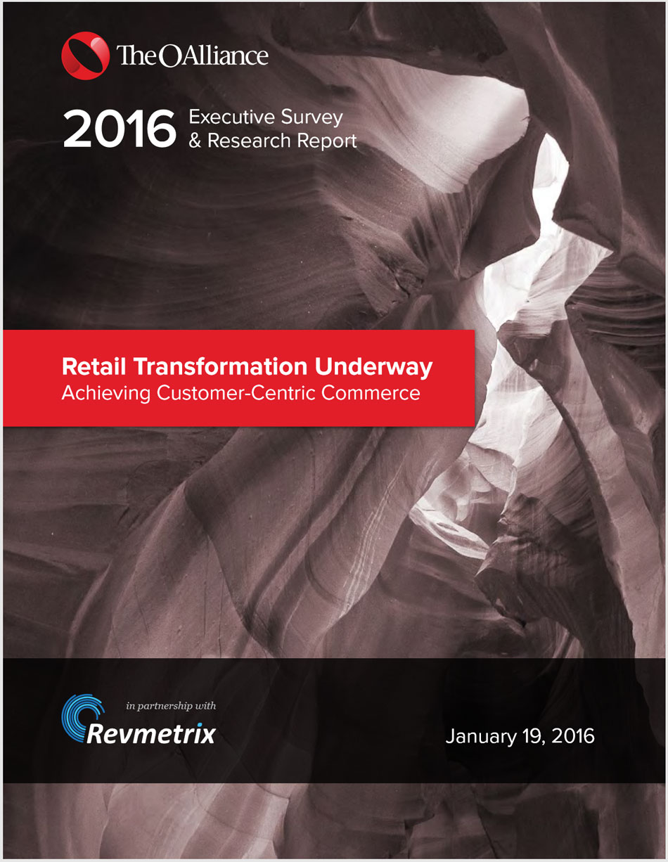 achieving customer-centric commerce - January 19, 2016