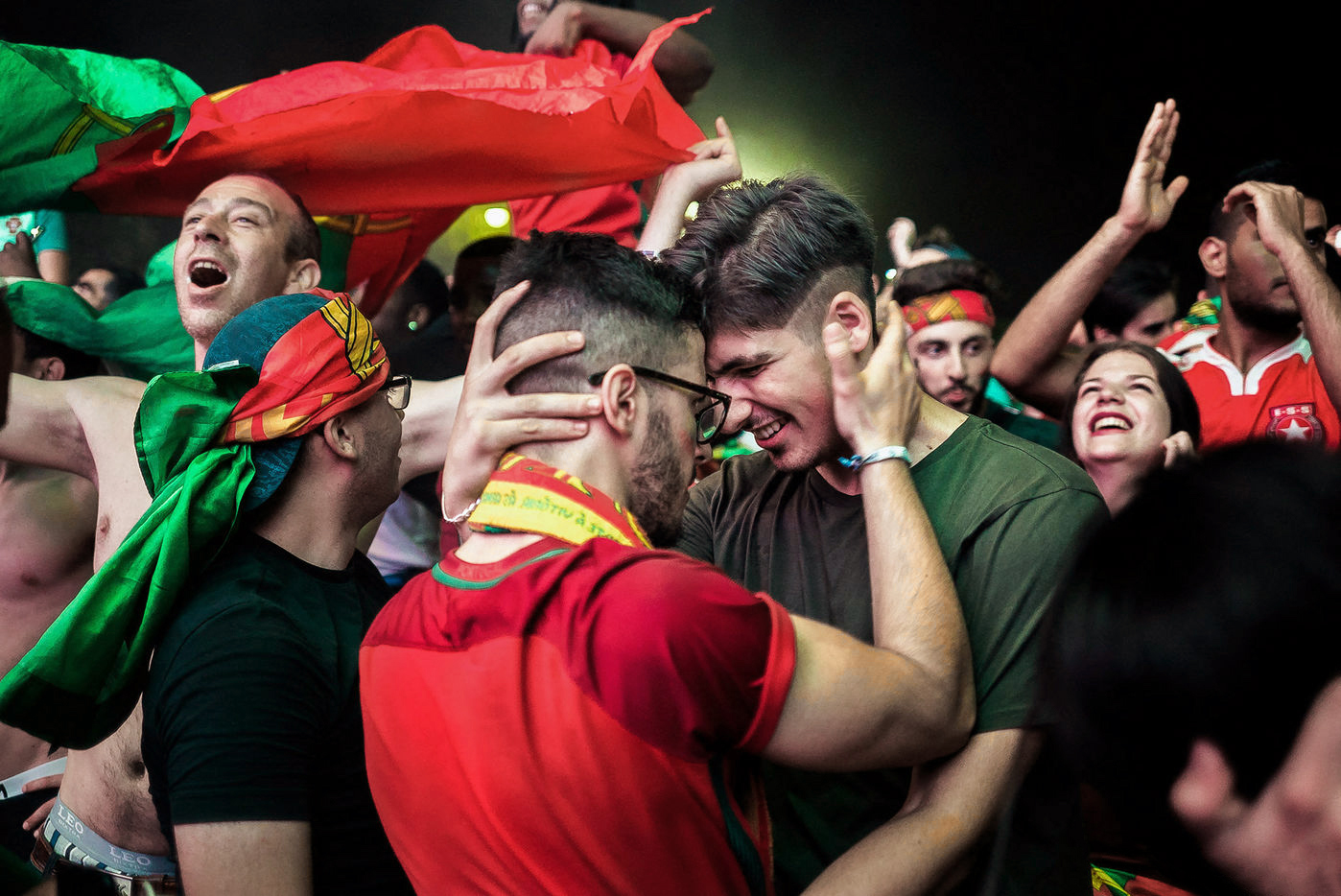 PORTUGAL WINS EURO 2016
