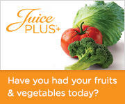 Did you know that the USDA now recommends 7 to 13 servings of fruits and veggies per day? -