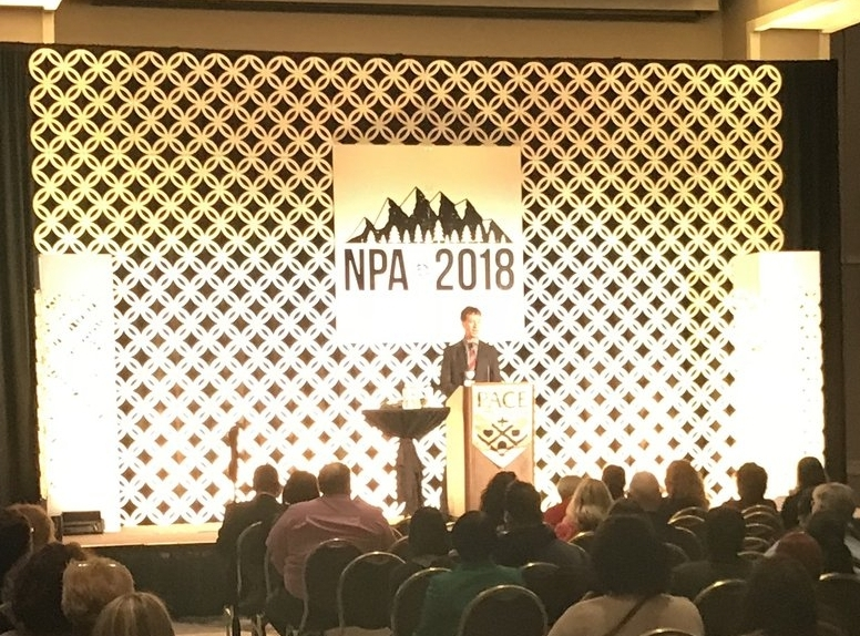 Adam Burrows, MD, NPA Board Chair.