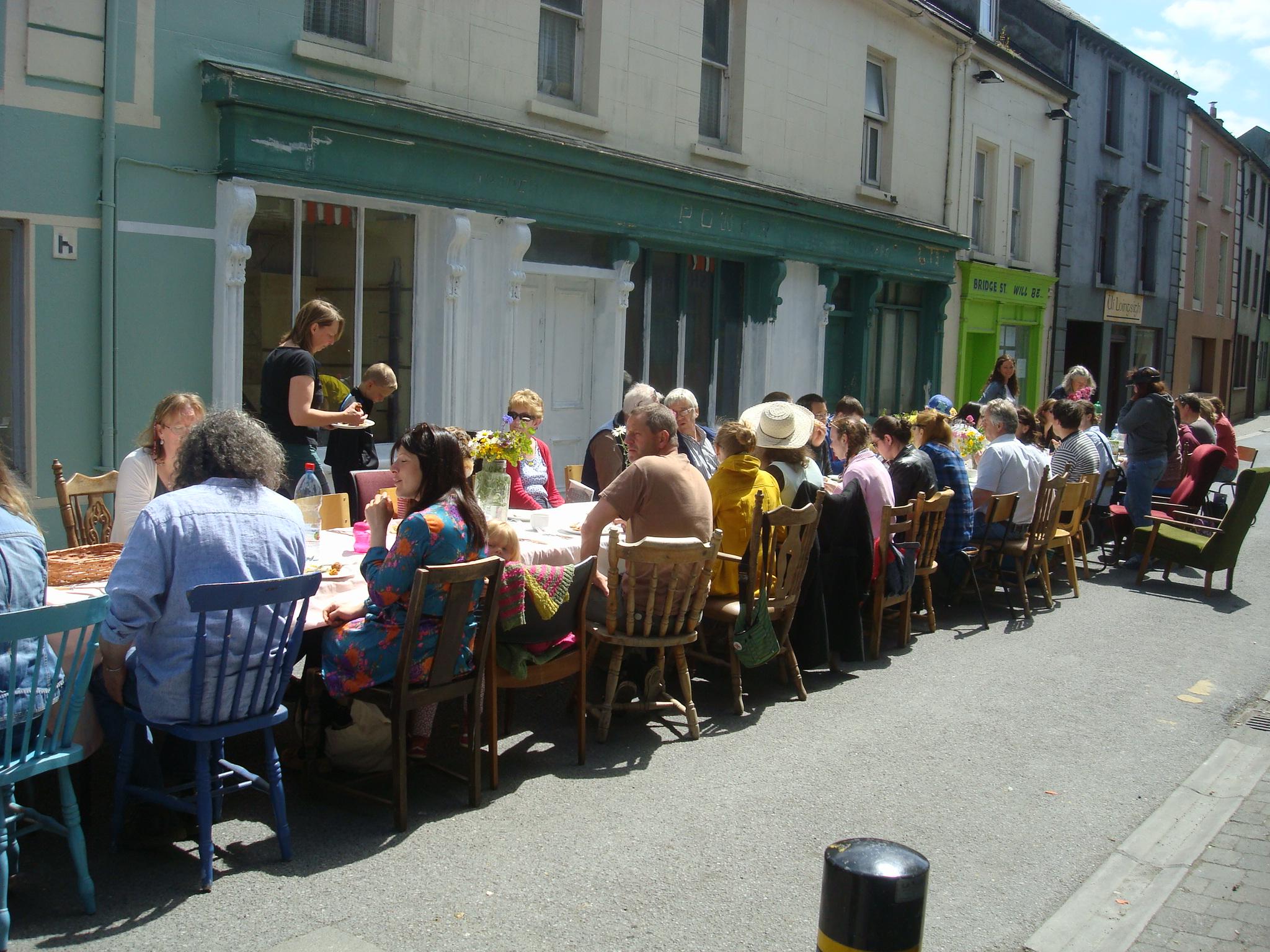 Street Feast - Upper Bridge Street 2015
