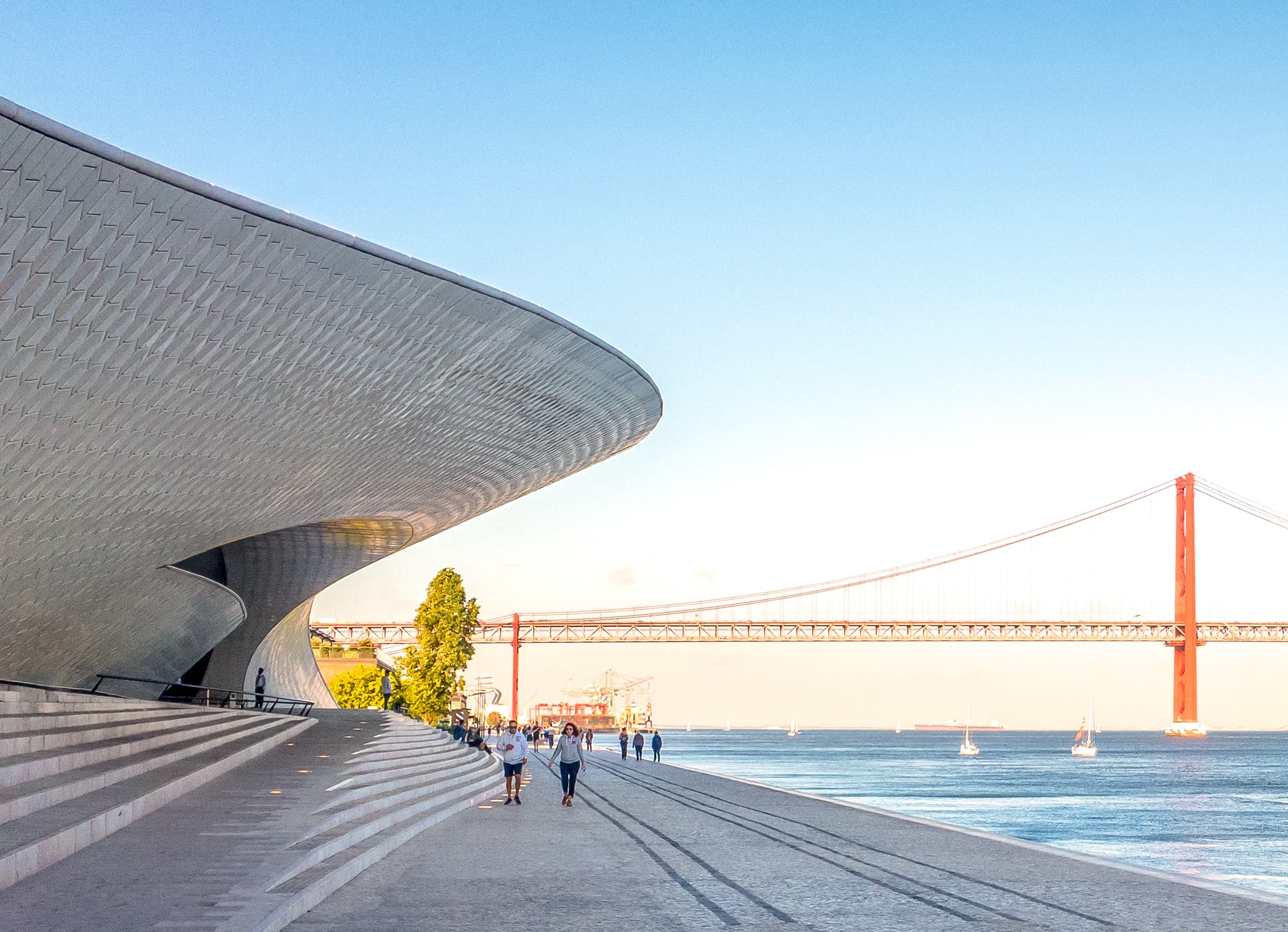 MAAT - Museum of Art, Architecture and Technology, Lisbon, Portugal
