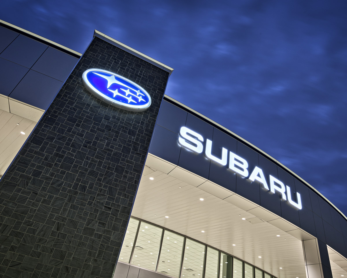 GILLMAN SUBARU HOUSTON -