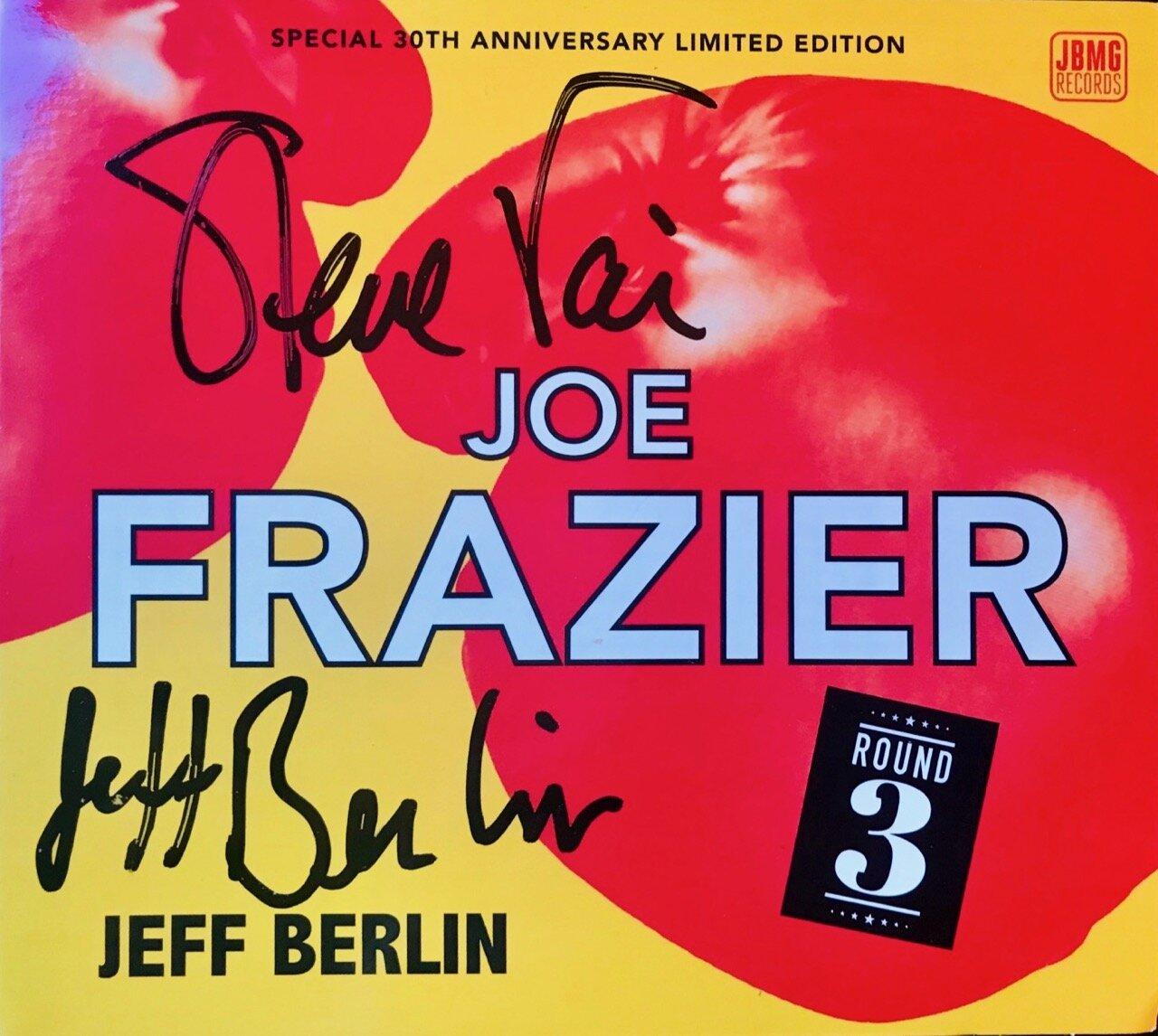 Joe Frazier Round 3