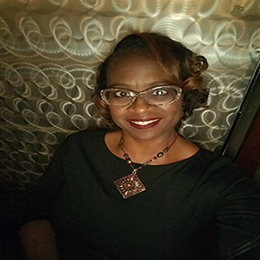 Valerie Reese,Sergeant at Arms -