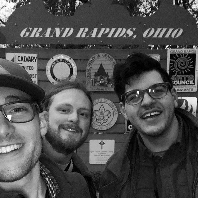 First trip out-of-state was a *Nigel Thornberry voice* SMASHING success. 🌊 . . #Halfway2Harvest #Ohio #Toledo #festival #music #rock #blueoddity #DiscoStew