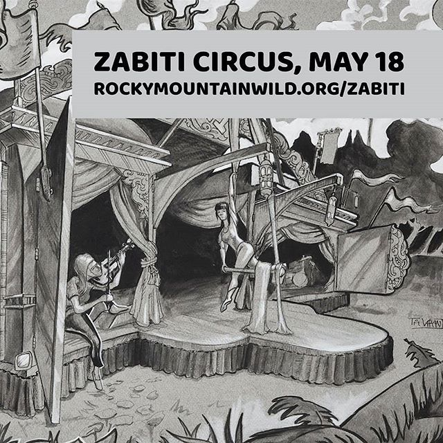 We love all animals 💚💚💚 Repost from @rockymtwild In two weeks, join us at The Coop at 1st for the Zabiti Traveling Circus Wagon in the Barnum community! Presented by aerialist group, @rainbowmilitia, The Traveling Circus features stilt acrobats, aerial dancers, juggling, and a plot that centers around a Cursed Forest. Within the Cursed Forest reside characters that are built around various threatened and endangered Colorado species – including the gray wolf, Canada lynx, boreal toad, and more. Check out this Colorado Endangered Species Week event: ⠀⠀⠀⠀⠀⠀⠀⠀⠀ https://rockymountainwild.org/zabiti ⠀⠀⠀⠀⠀⠀⠀⠀⠀ ⠀⠀⠀⠀⠀⠀⠀⠀⠀ #COEndangeredSpeciesWeek #EndangeredSpeciesWeek #Colorado #RMW #Barnum #Zabiti #TravelingCircusWagon #RainbowMilitia #Circus #EndangeredSpecies #Denver #GrayWolf #CanadaLynx #BorealToad #CESW #CESW2019 #freetheforest #rainbowmilitia #circusshow #circuswagon