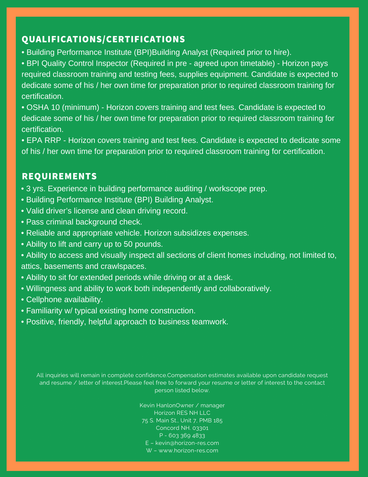 home performance specialist job ad-2.png