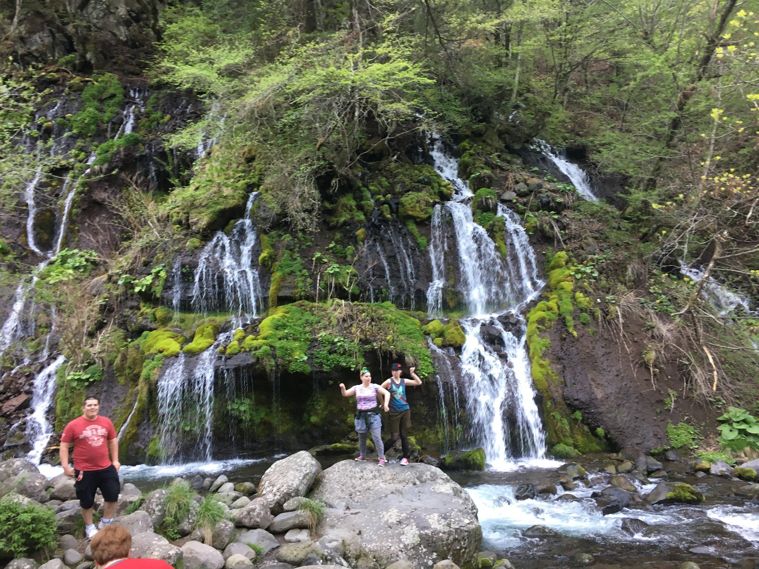 Day 5: Waterfalls worth chasing