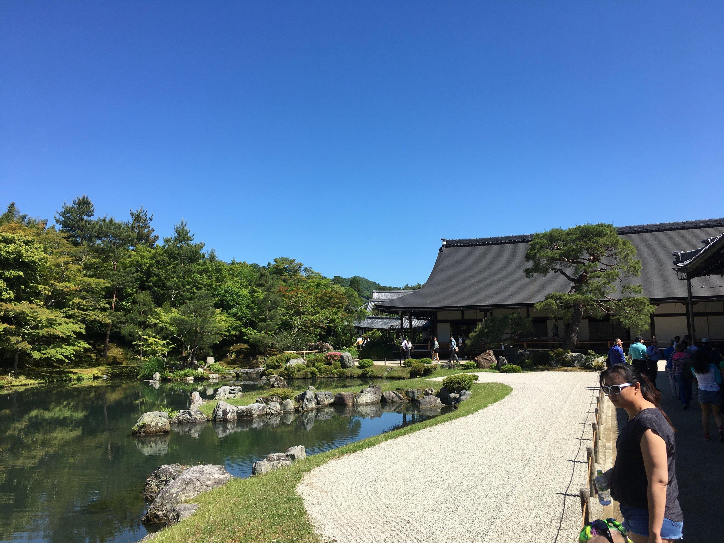 Day 9: Arashiyama and Kiyomizu