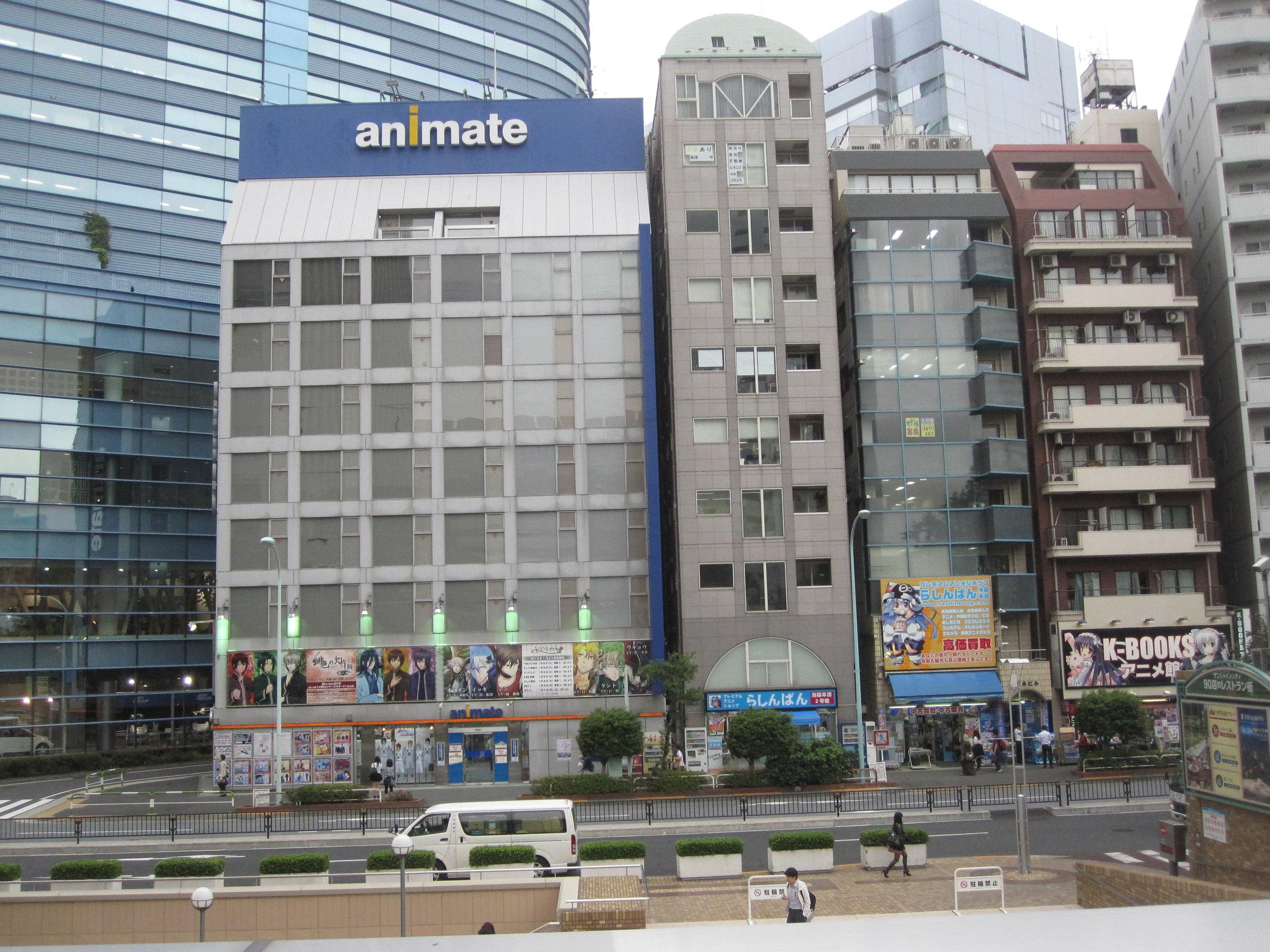 DAY 3: Ikebukuro