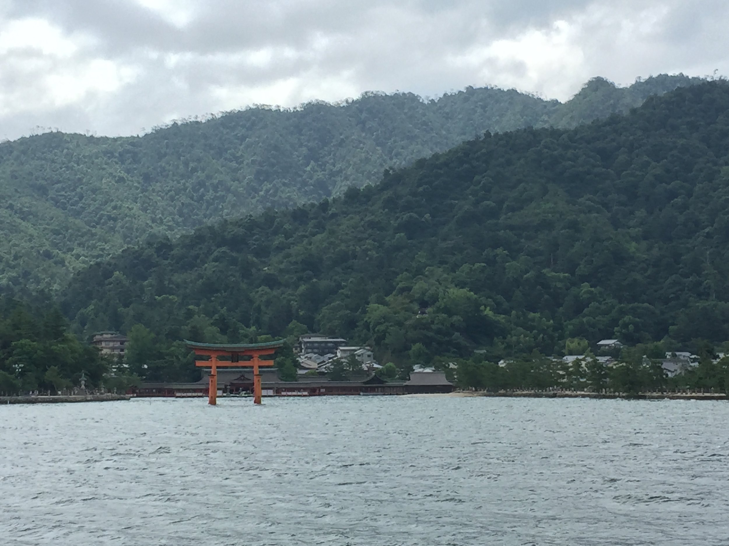 Day 7: Magical Miyajima