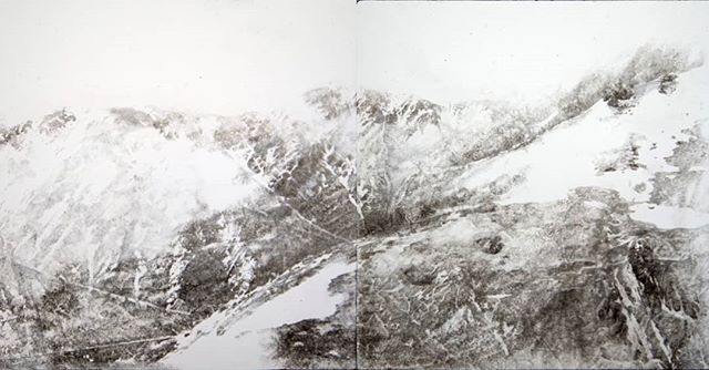 I was very pleased to receive notification  that this work Near and Far has been accepted as a finalist for the 2019 Marie Ellis OAM Prize for Drawing. Congratulations to the other finalists as well. Photo credit @mvpphotography  #drawing #marieellisprizefordrawing #landscapeart #landscapedrawing #landscapeart #mountainscape #mountains #pencil #snowymountainsnsw #sky #canberra #snowymountainsnsw #snow #artist #landscape #snowymountainsnsw#pencil #drawing #blackandwhite #stanleystreetgallery #art #queanbeyan #artoninstagram #Jerrabomberra #jindabyne #Kosciuscko #thredbo #thredbovillage #snowymountainsnsw