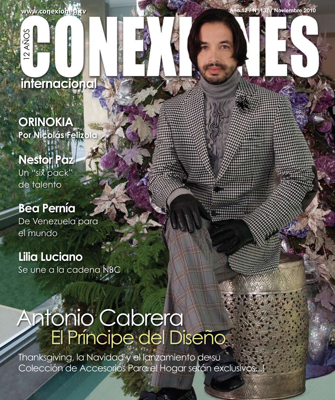 Conexiones November 2010 Front Cover.jpg
