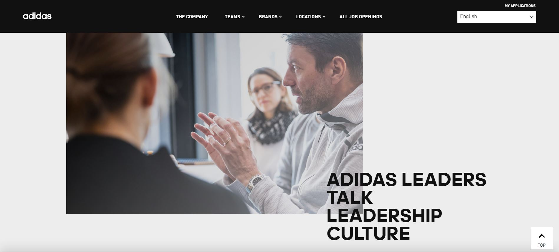 Adidas Leadership Community - Since Adidas already has a leadership development program at Adidas for their employees. A sub-platform under this community would be created for female student athletes to participate monthly at Adidas, conducted by Adidas professionals and leaders.