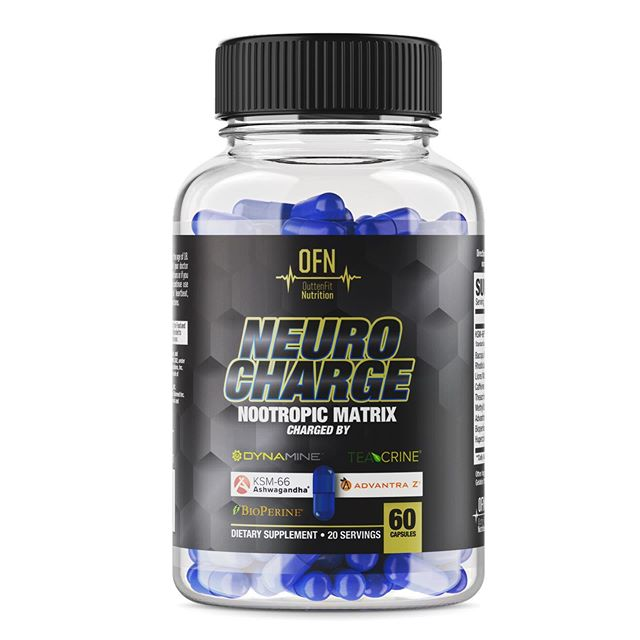 NeuroCharge. OFN's Nootropic Matrix is coming soon! 🌀Mood Enhancement 🌀Memory/Cognitive Function 🌀Focus/Alertness 🌀Energy (Slow & Quick release time) 🌀Thermogenesis 🌀Charged by 10 ingredients, this product is prepped to be a go to Nootropic. #ofnsupps #workhardstayhumble